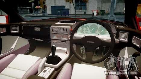 Mazda RX-7 1990 FC3s [EPM] para GTA 4