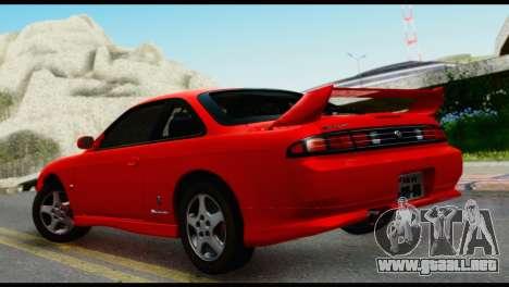 Nissan Silvia S14 Ks para GTA San Andreas left