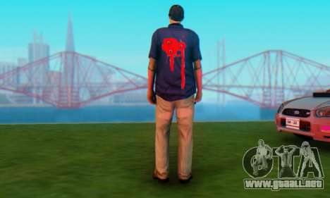Zombie Sindacco para GTA San Andreas tercera pantalla