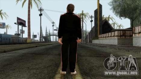 GTA 4 Skin 77 para GTA San Andreas segunda pantalla