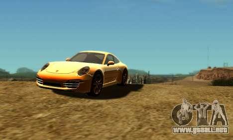 ENBSeries v6 By phpa para GTA San Andreas twelth pantalla