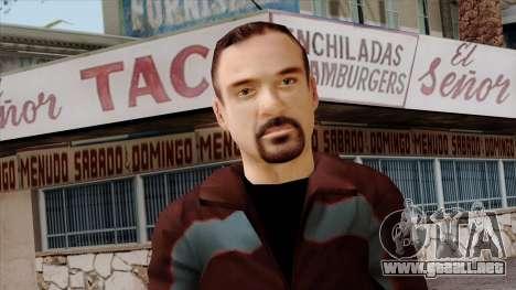 GTA 4 Skin 63 para GTA San Andreas tercera pantalla