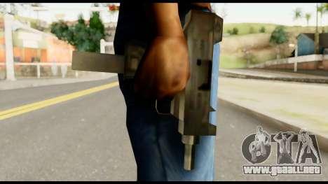 New Micro SMG para GTA San Andreas tercera pantalla