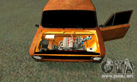 VAZ 2101 Ratlook v2 para vista lateral GTA San Andreas