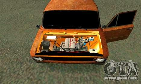 VAZ 2101 Ratlook v2 para vista lateral GTA San Andreas