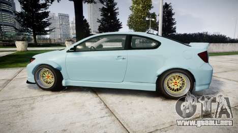 Scion tC Duck Edition para GTA 4
