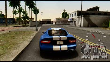 Car Speed Constant 2 v1 para GTA San Andreas tercera pantalla