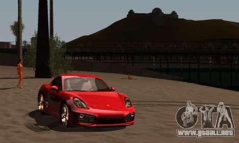 ENBSeries v6 By phpa para GTA San Andreas sexta pantalla