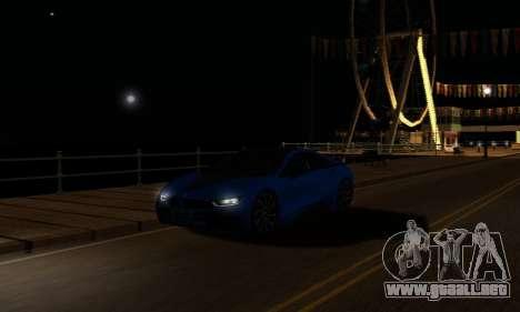 ENBSeries v6 By phpa para GTA San Andreas novena de pantalla