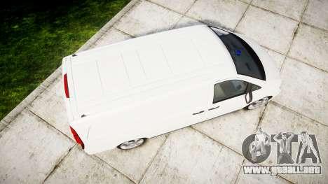 Mercedes-Benz Vito GIGN [ELS] para GTA 4 visión correcta