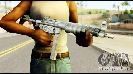 MP5 con Descompone a Tope para GTA San Andreas