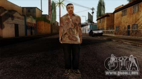 GTA 4 Skin 65 para GTA San Andreas
