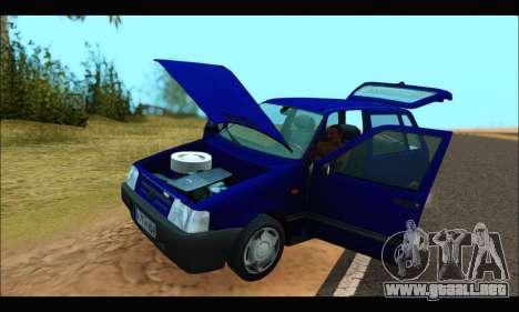 Zastava Yugo Uno para la visión correcta GTA San Andreas