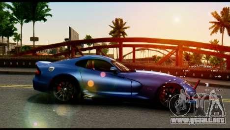 Car Speed Constant 2 v1 para GTA San Andreas segunda pantalla