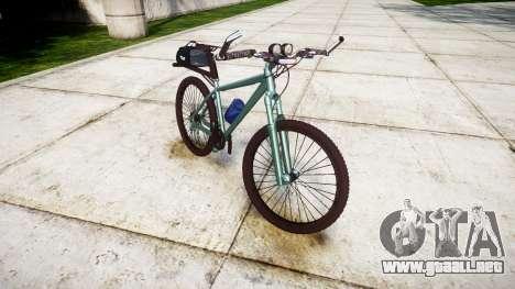 La policía de la bicicleta de montaña [ELS] para GTA 4