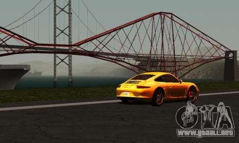 ENBSeries v6 By phpa para GTA San Andreas segunda pantalla