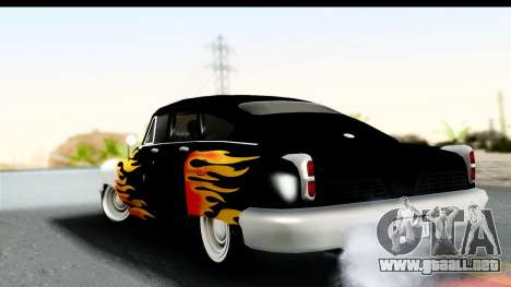 Tucker Torpedo Walker Rocket 1948 para GTA San Andreas