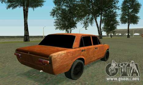 VAZ 2101 Ratlook v2 para vista inferior GTA San Andreas