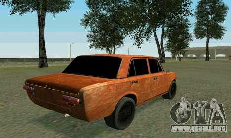 VAZ 2101 Ratlook v2 para vista inferior GTA San Andreas