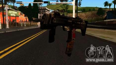Machine from Shadow Warrior para GTA San Andreas