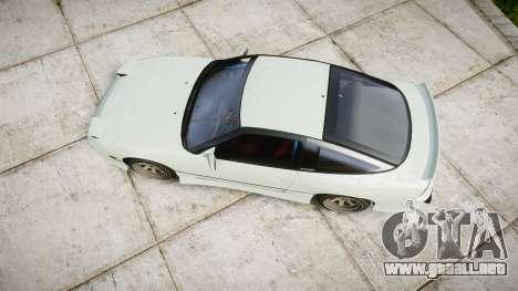 Nissan 240SX Vertex para GTA 4 visión correcta