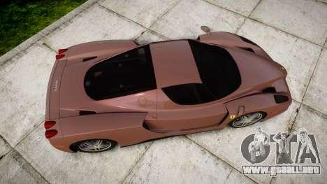 Ferrari Enzo 2002 [EPM] para GTA 4 visión correcta