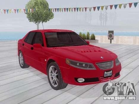 Saab 95 para GTA San Andreas
