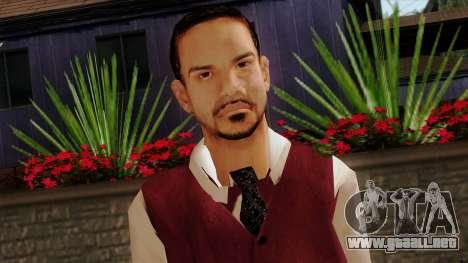 GTA 4 Skin 93 para GTA San Andreas tercera pantalla