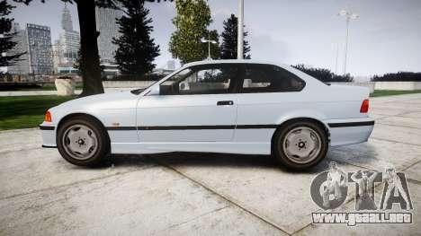 BMW E36 M3 [Updated] para GTA 4 left