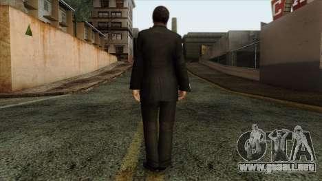 GTA 4 Skin 51 para GTA San Andreas segunda pantalla