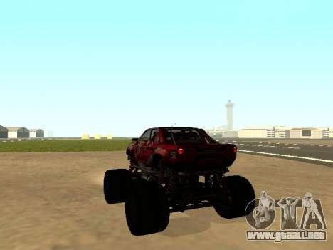 SuperMotoXL Zen MaXXimus CD 17.1 XL-HT para GTA San Andreas left