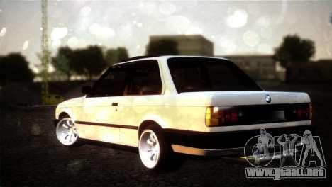 BMW M3 E30 para GTA San Andreas left
