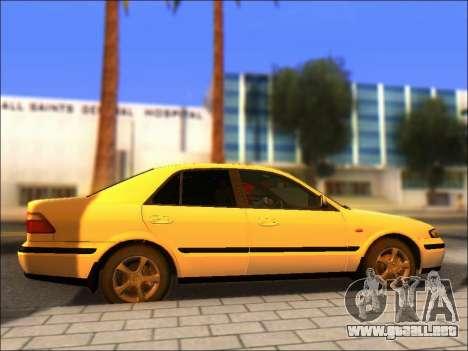 Mazda 626 para la visión correcta GTA San Andreas