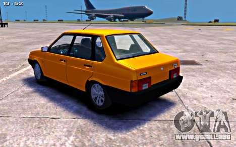 VAZ 21099 Stock para GTA 4 left