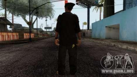 GTA 4 Skin 22 para GTA San Andreas segunda pantalla