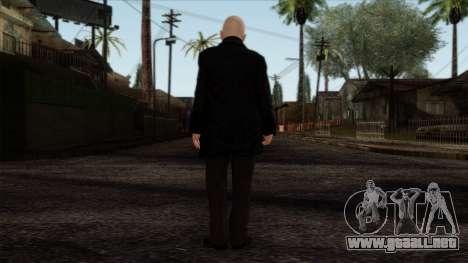 GTA 4 Skin 64 para GTA San Andreas segunda pantalla