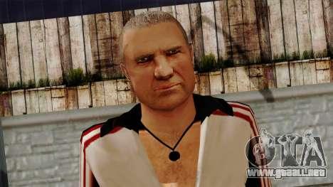 GTA 4 Skin 77 para GTA San Andreas tercera pantalla