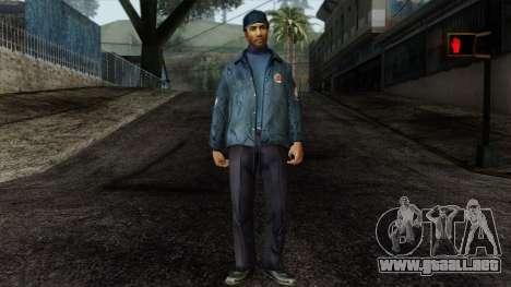Police Skin 4 para GTA San Andreas