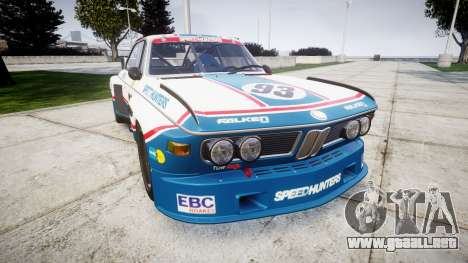BMW 3.0 CSL Group4 [93] para GTA 4