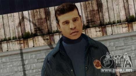 Police Skin 9 para GTA San Andreas tercera pantalla