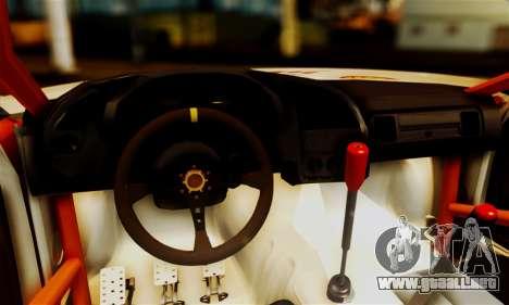 BMW M3 E36 Darnitsa Bandits para visión interna GTA San Andreas