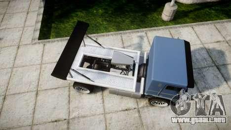 MTL Packer Hooning para GTA 4 visión correcta