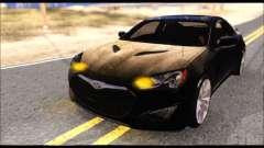 Hyundai Genesis Coupe 3.8 2013 para GTA San Andreas