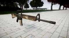 El rifle M16A2 [óptica] berlín para GTA 4