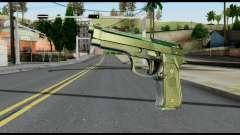 Beretta from Max Payne