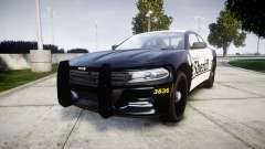 Dodge Charger 2015 County Sheriff [ELS]