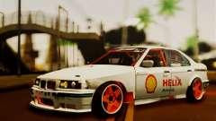 BMW M3 E36 Darnitsa Bandits