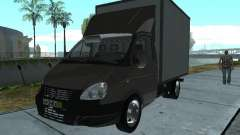 GAZel 3302