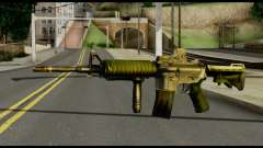 SOPMOD from Metal Gear Solid para GTA San Andreas
