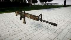 El rifle M16A2 erdl para GTA 4